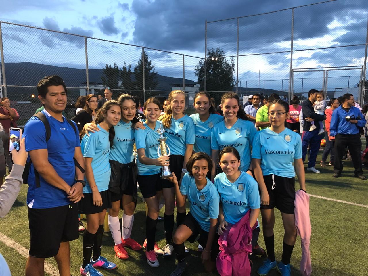 Academia de Fútbol Vasconcelos