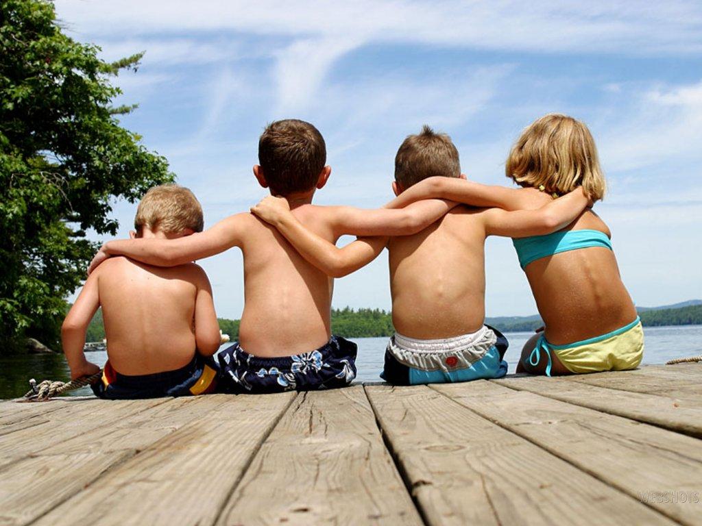 ¿Cómo ayudar a nuestros hijos a fortalecer  sus amistades?