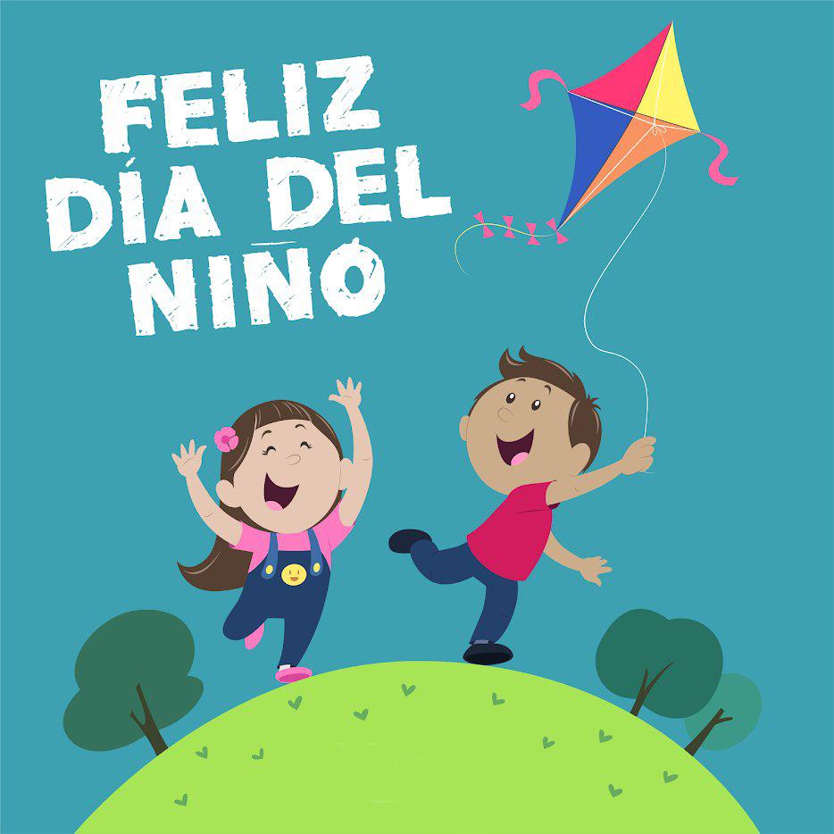 Feliz Día del Niño Vasconcelos