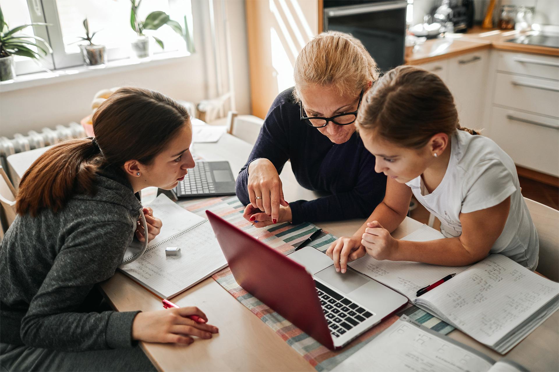 9 sencillos consejos de padres de «homeschooling»