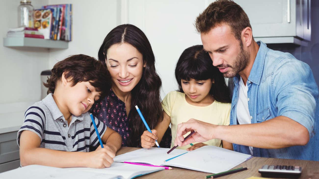 La importancia de la familia en la educación escolar